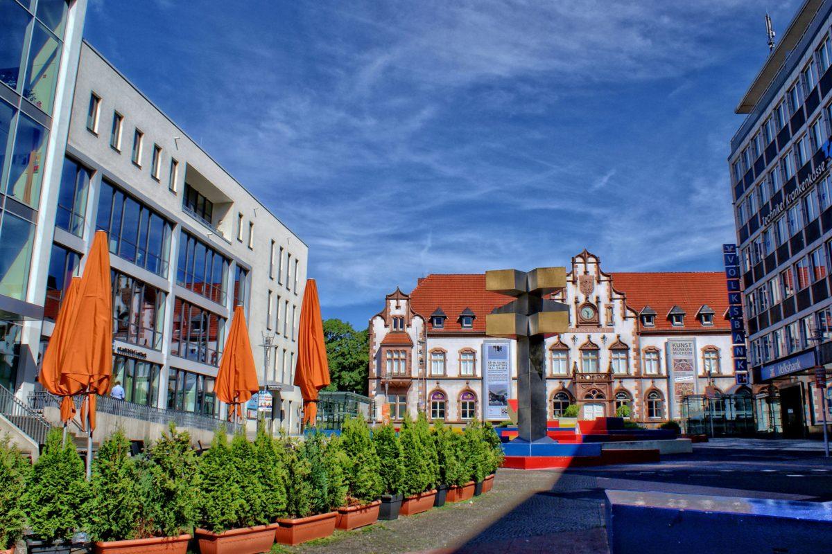 Mülheim a. d. Ruhr Stadtrundgang