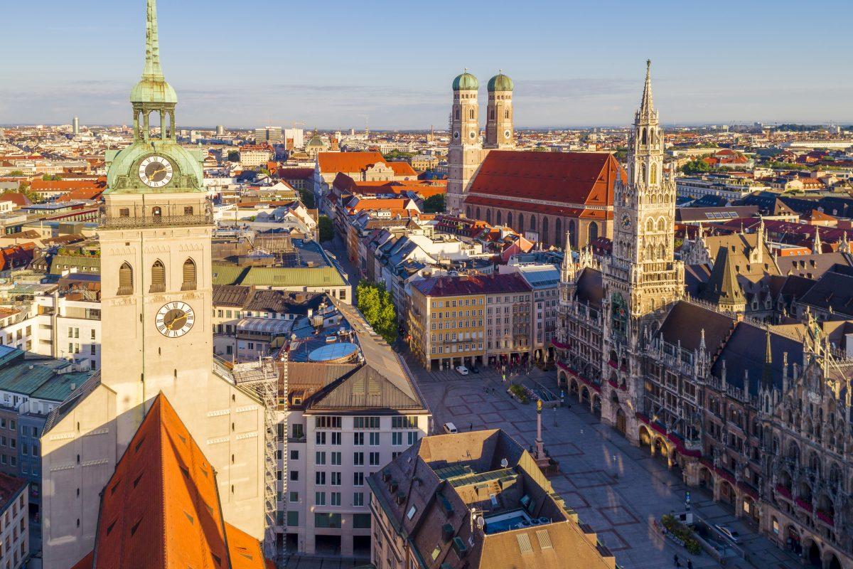 München Altstadt Stadtrundgang