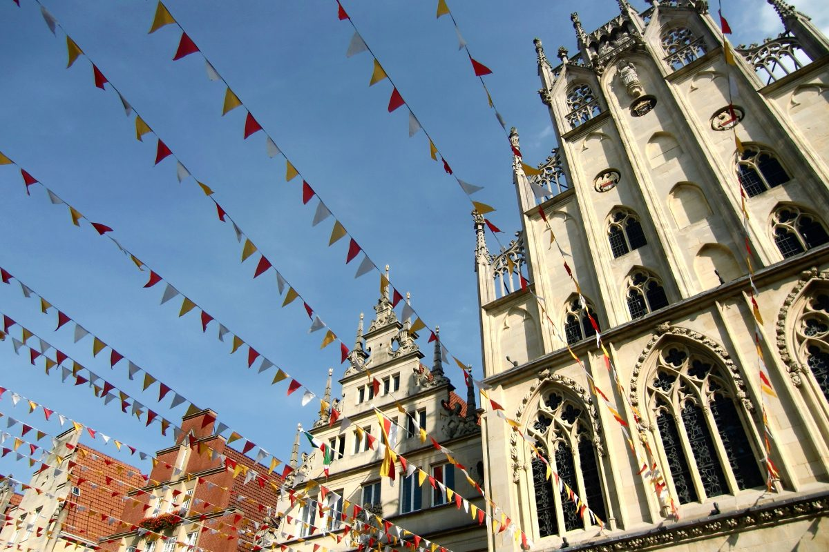 Münster City Stadtrundgang