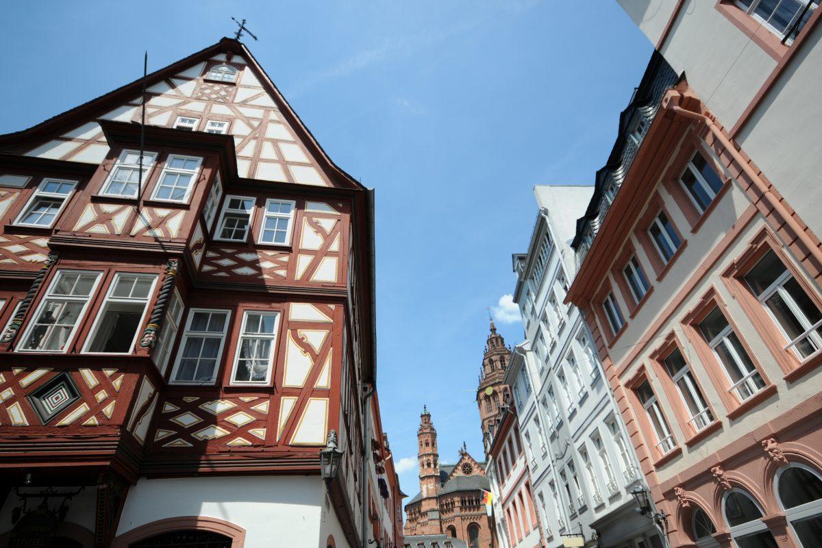 Mainz Altstadt Stadtrundgang