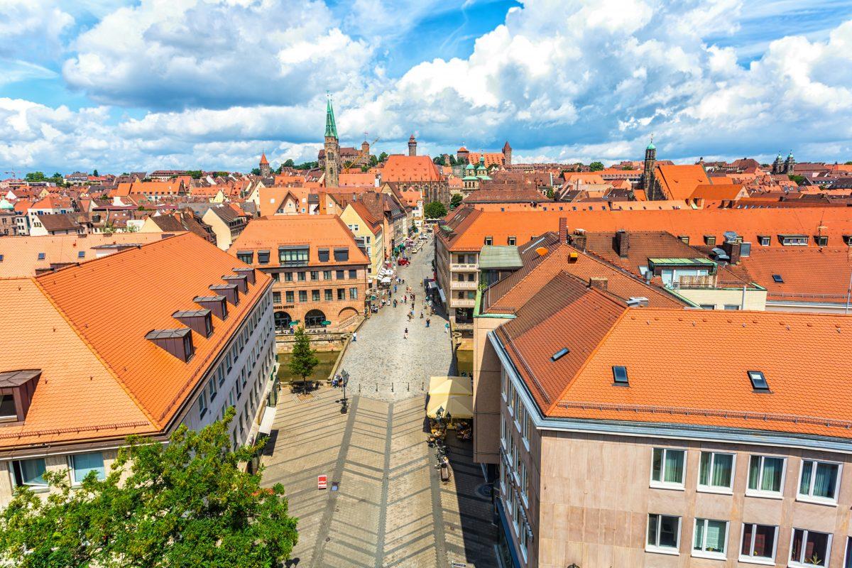 Nürnberg Gostenhof Stadtrundgang