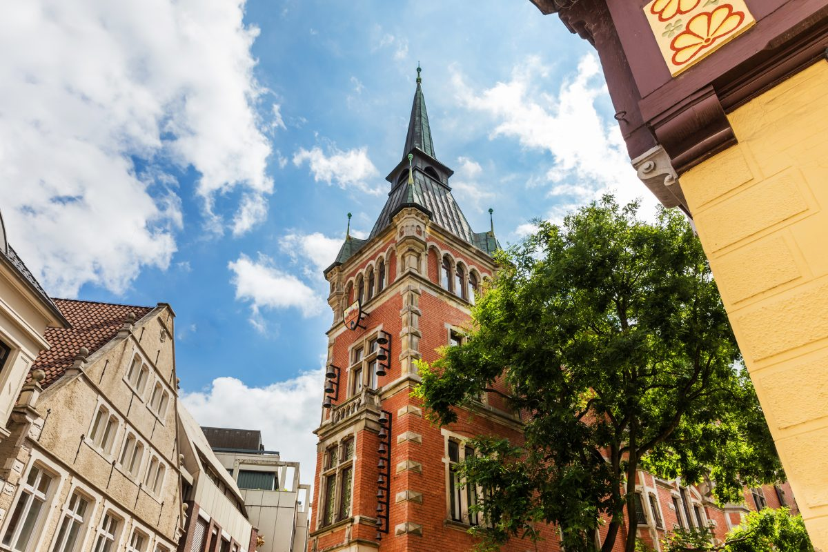 Oldenburg Altstadt Stadtrundgang