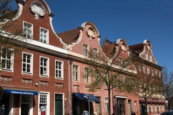 Potsdam Potsdam Holländisches Viertel-Tour
