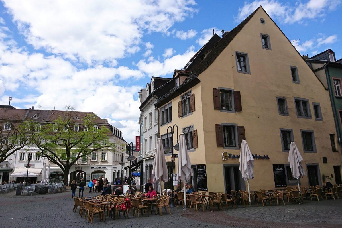 Saarbrücken St. Johanner Stadtrundgang