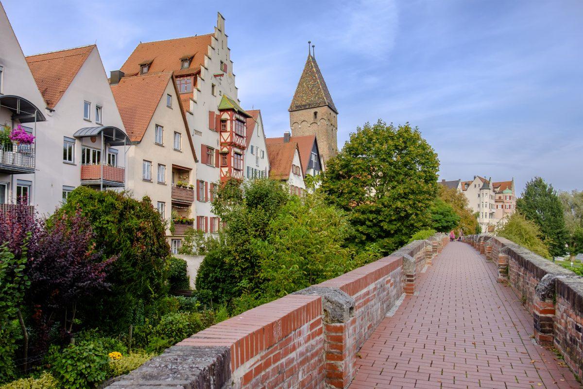 Ulm Mitte Stadtrundgang