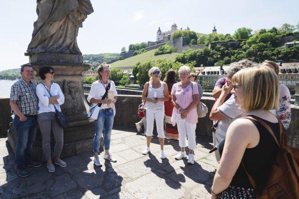 Würzburg Würzburg Altstadt-Tour