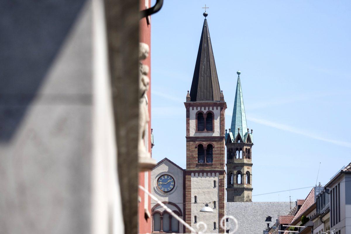Würzburg Altstadt Stadtrundgang
