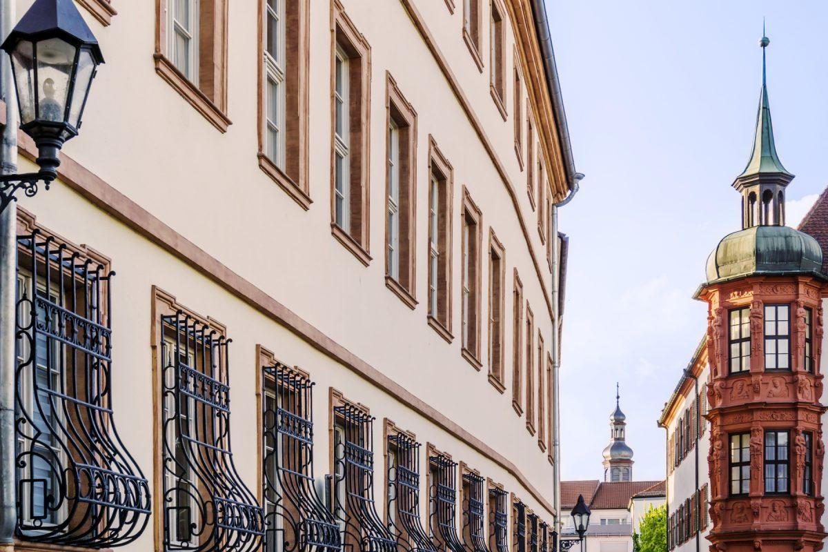 Würzburg Sandervorstadt Stadtrundgang