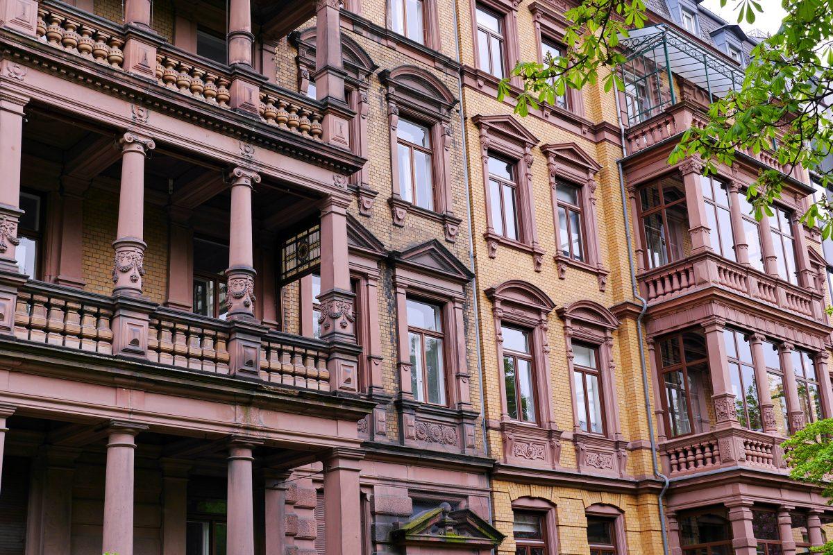 Wiesbaden Westend Stadtrundgang
