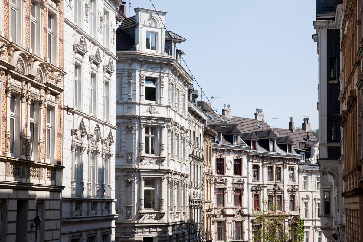 Wuppertal Luisenviertel Stadtrundgang