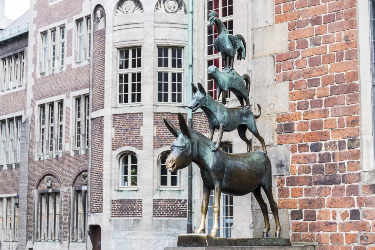Bremen Altstadt Stadtrundgang