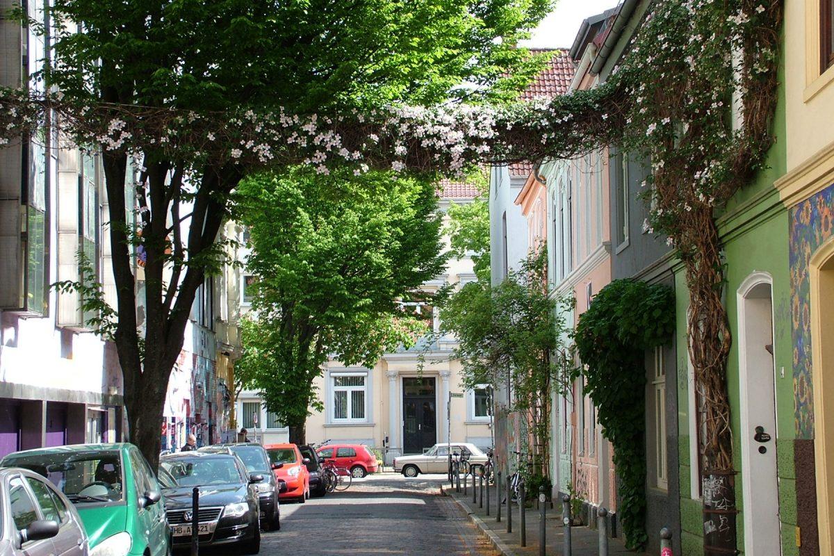 Bremen Viertel Stadtrundgang