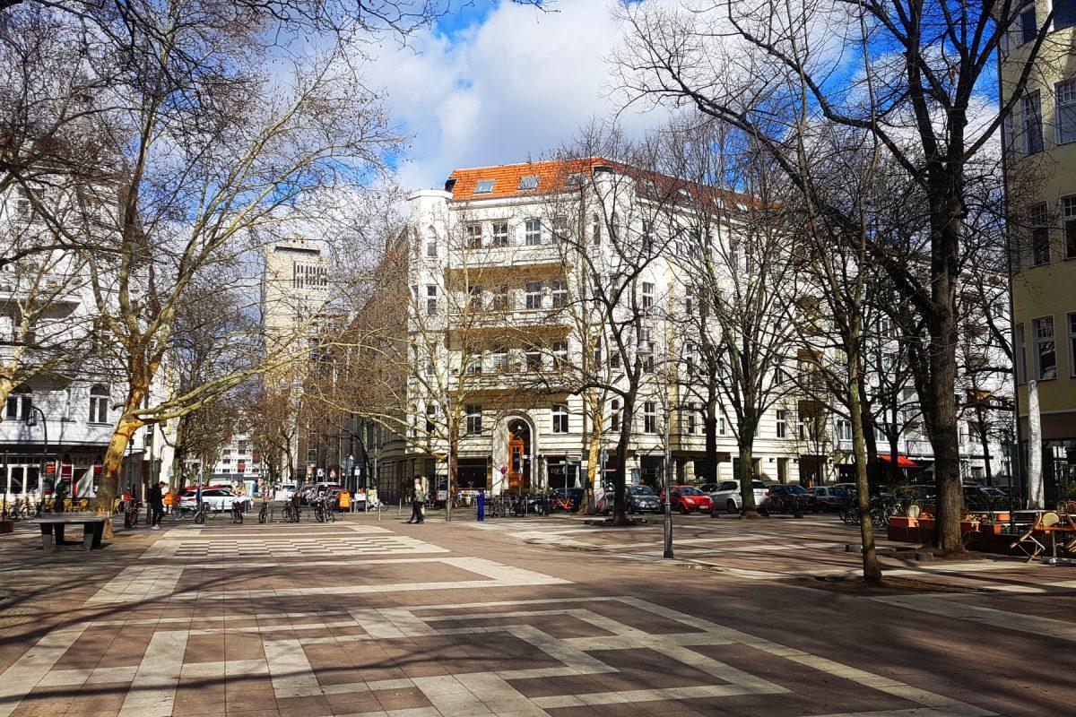 Berlin Wilmersdorf Stadtrundgang