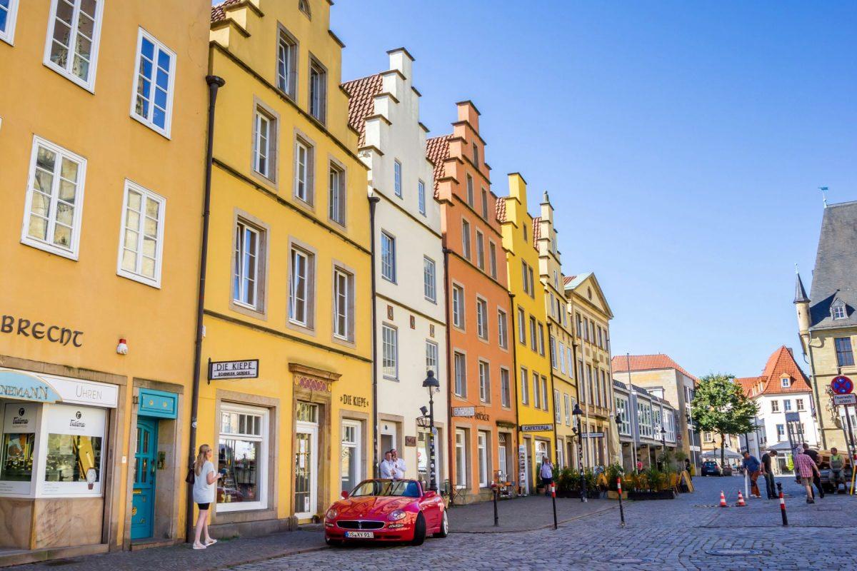 Osnabrück Altstadt Stadtrundgang