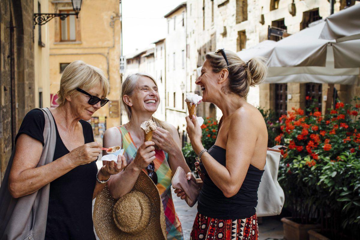 Gutschein für kulinarische Städtereise erleben