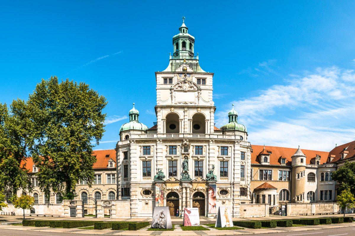 München Lehel Stadtrundgang