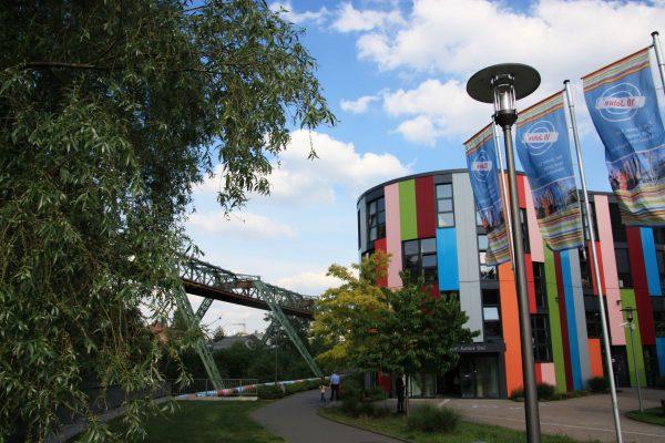 Wuppertal Wuppertal Barmen-Mitte-Tour