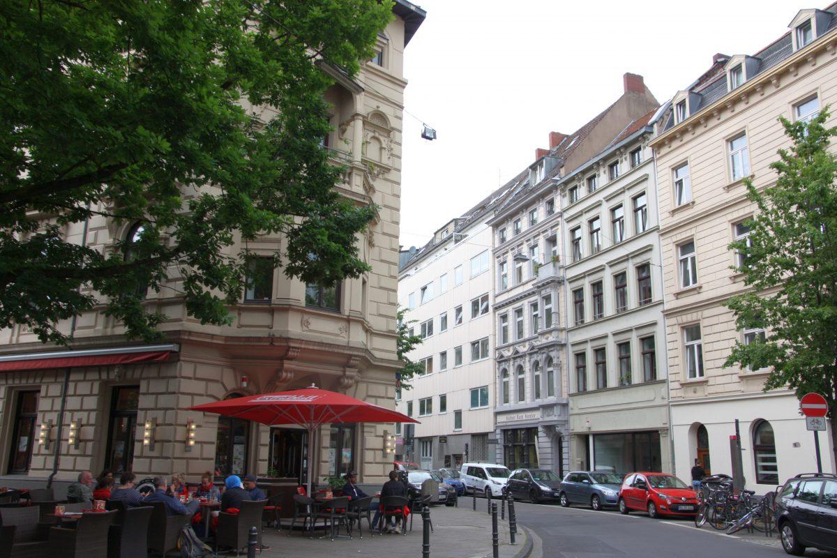 Köln Eigelstein Stadtrundgang
