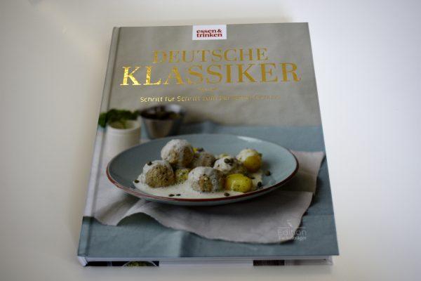 """essen&trinken Buch """"Deutsche Klassiker"""" Eat the Wrold"""
