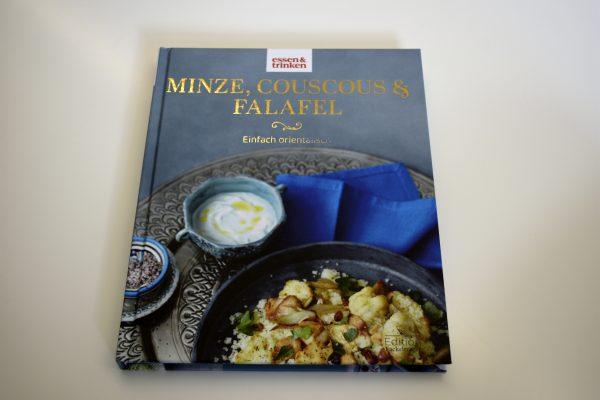 "essen&trinken Buch ""Minze, Couscous & Falafel"" Eat the Wrold"