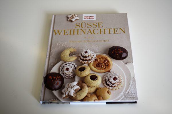 """essen&trinken Buch """"Süße Weihnachten"""" Eat the Wrold"""