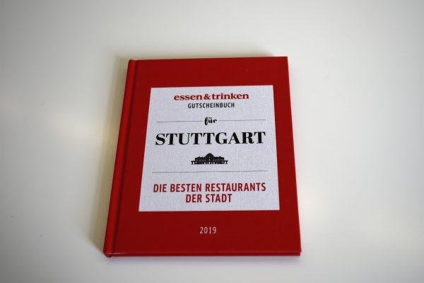 essen&trinken Gutscheinbuch Eat the Wrold
