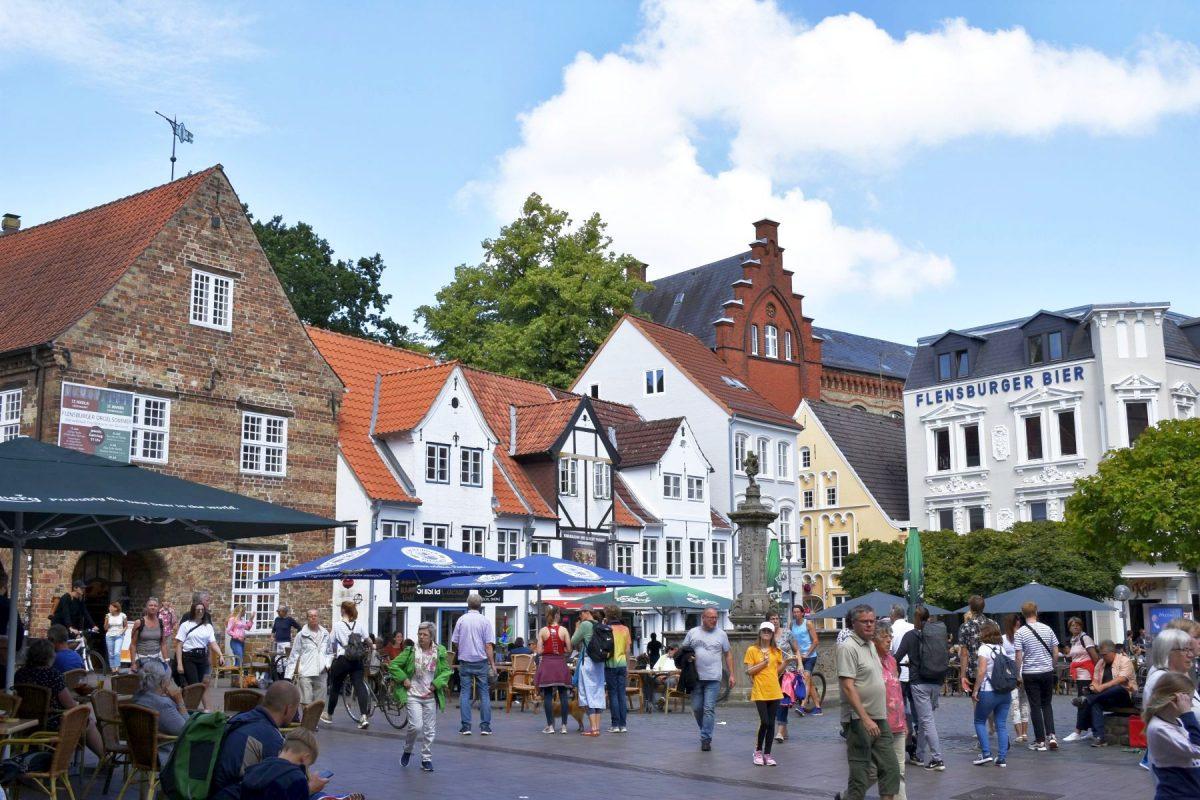 Flensburg nördliche Altstadt erleben