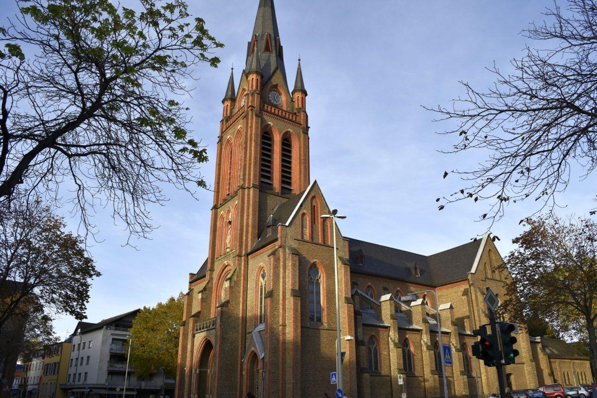 Bonn Beuel Mitte Stadtrundgang
