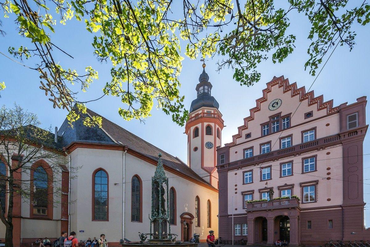Karlsruhe Durlach Stadtrundgang