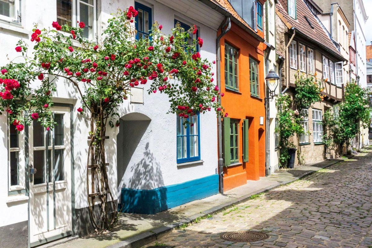Lübeck Domviertel Tour