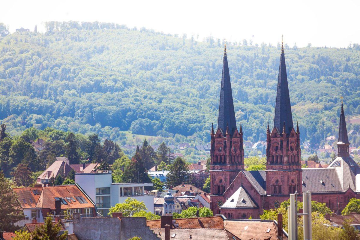 Freiburg Wiehre Stadtrundgang
