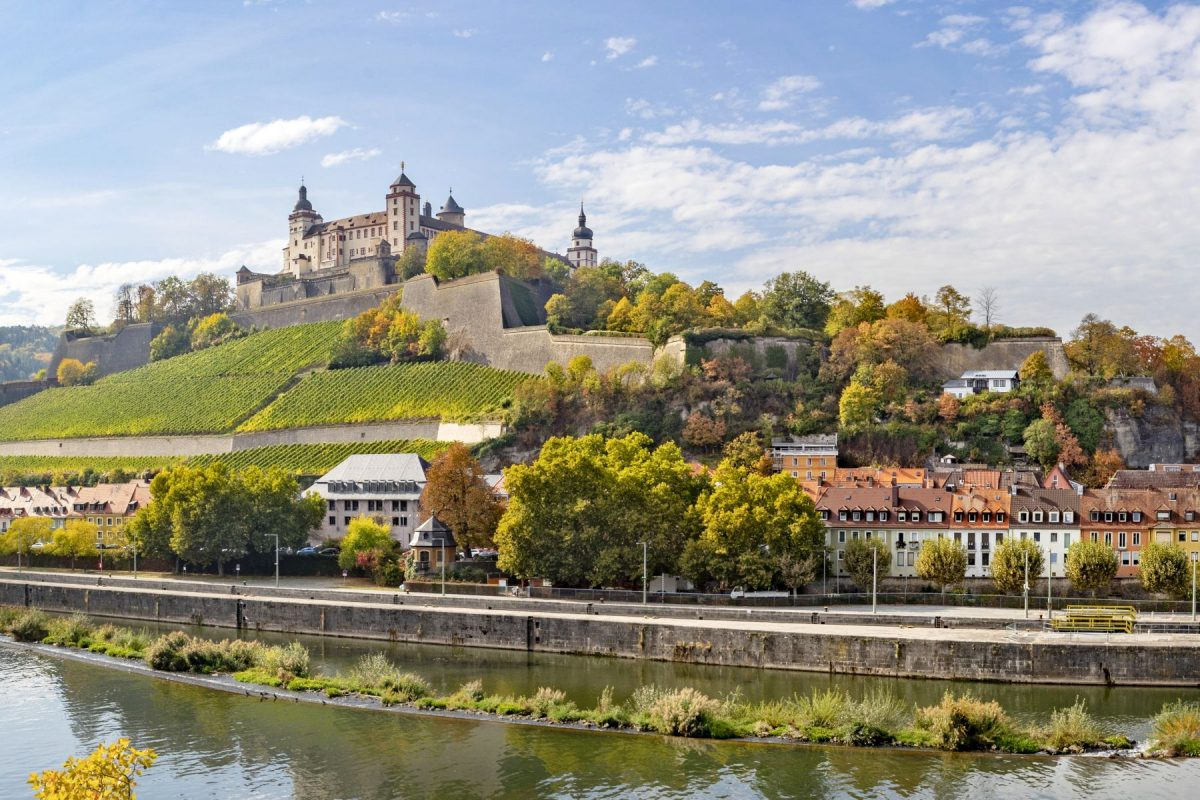 Würzburg Käppele Aktiv Stadtrundgang