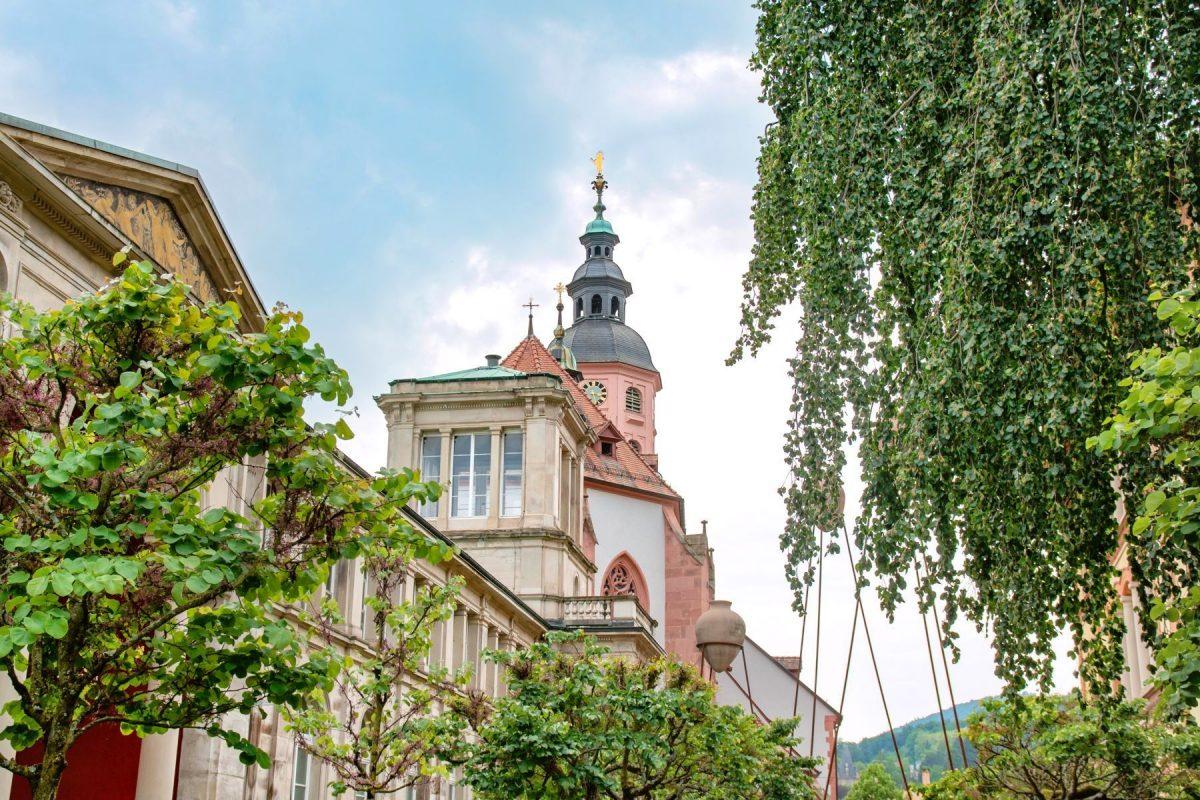 Baden Baden Stadtführung