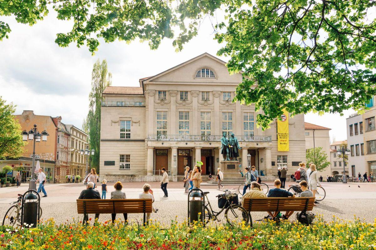 Weimar City Stadtrundgang