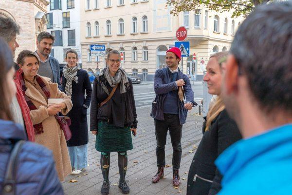Wien Wien Josefstadt After Work-Tour
